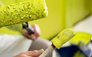 Вододисперсионная краска для стен