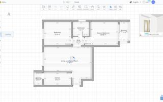 Создать дизайн комнаты онлайн самостоятельно