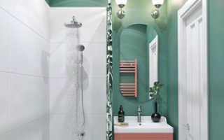 Ванная комната в хрущевке ремонт фото панелями